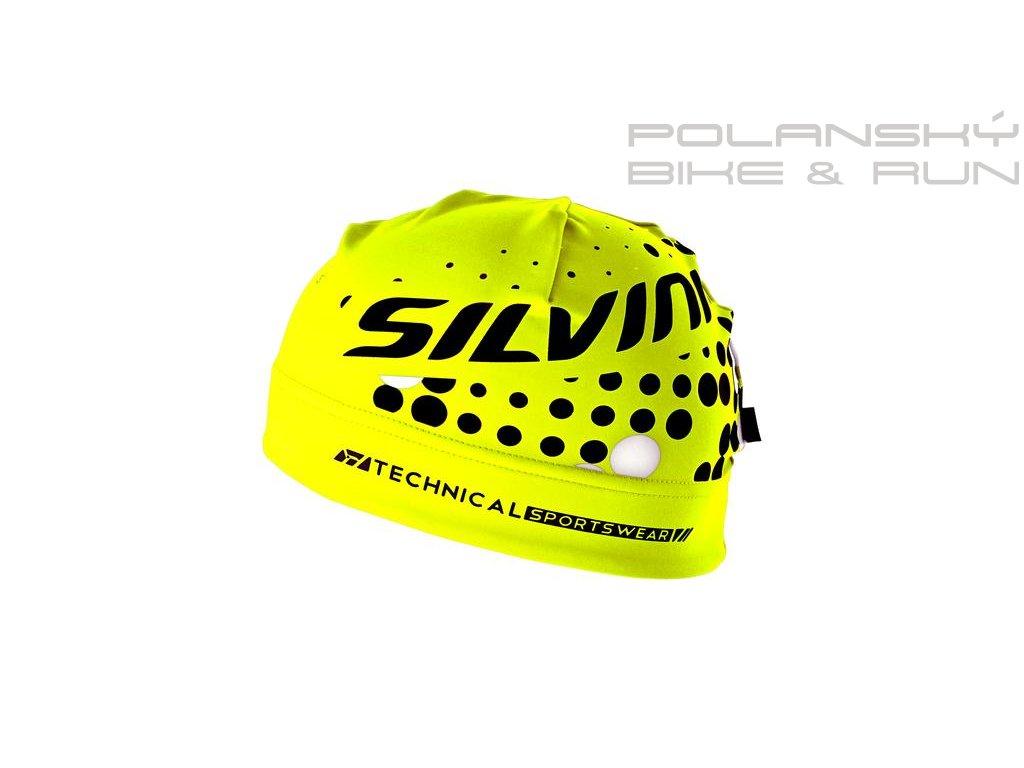 Sportovní elastická čepice SILVINI MAIRA