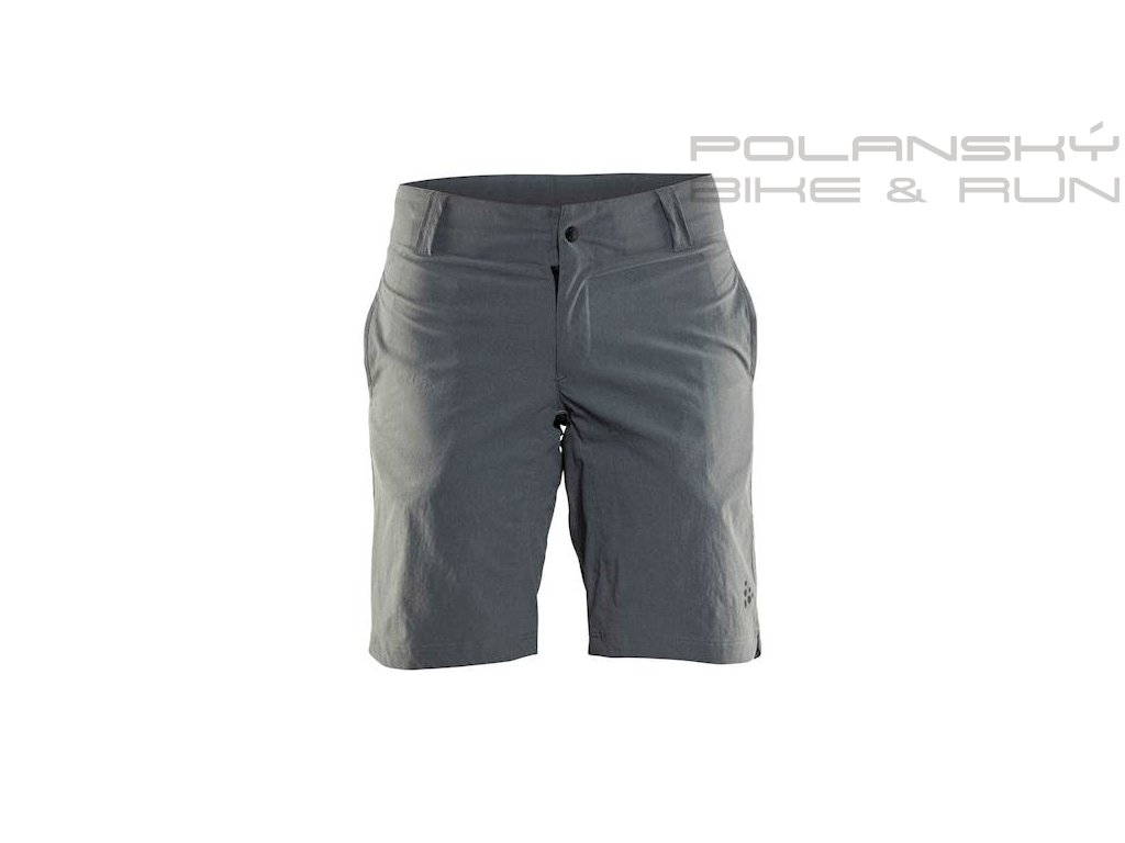 w cyklosortky craft ride shorts seda