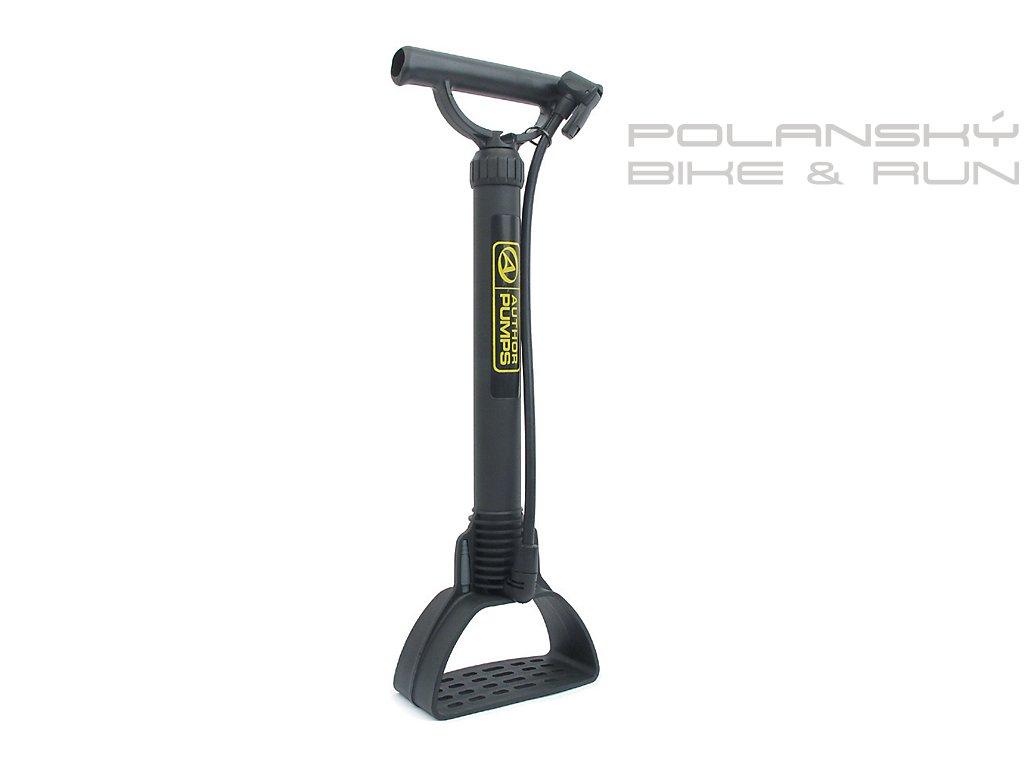 Nožní pumpa AUTHOR AAP-F04-Cmp černá