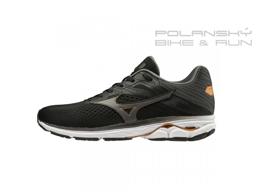 Mizuno Wave Rider 23 Mens Running Shoes Blk 1024x1024