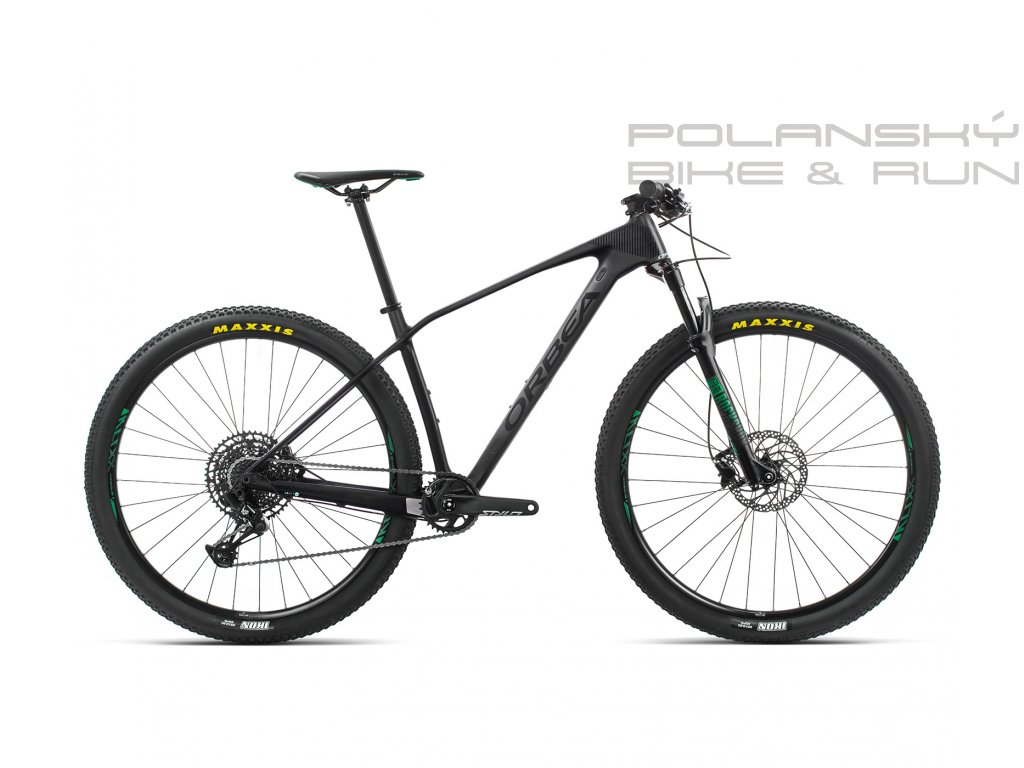 ORBEA ALMA 29 M50-Eagle Graphite Black 2020
