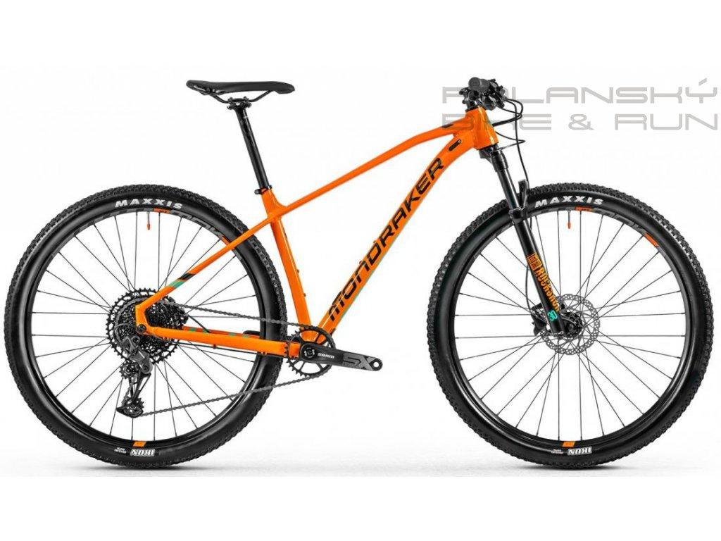 Mondraker Chrono 29 fox orange/black/light green 2020