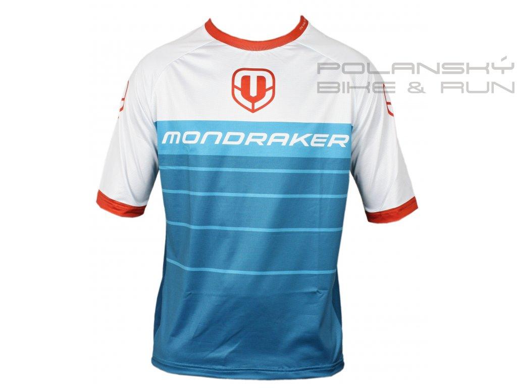 Dres Mondraker Enduro/Trail petrol/white/red