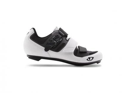 Cyklistické silniční tretry GIRO APECKX 2 bílo/černé
