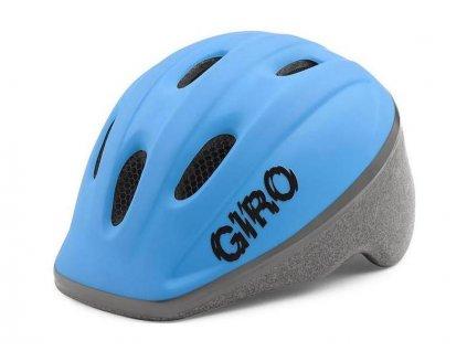 Cyklistická přilba GIRO ME2 TODDLER mat blu