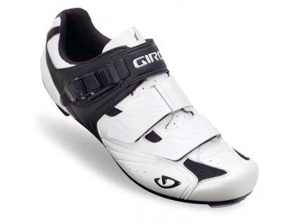 Cyklistické silniční tretry GIRO APECKX bílo/černé