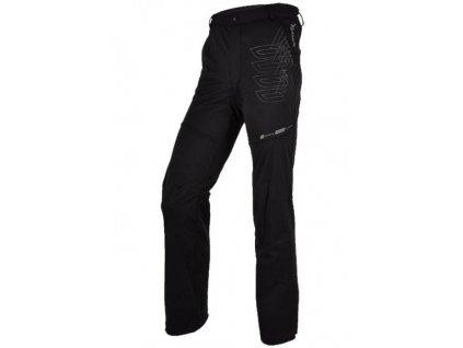 Softshellové kalhoty SILVINI BORGO black