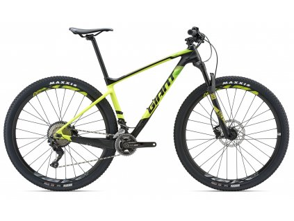XTC Advanced 29er 2 GE Color A Carbon Yellow