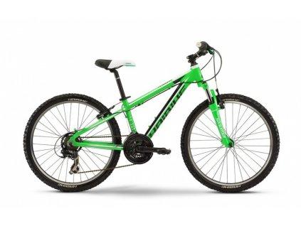 haibike rookie 4 10 24 zelena cerna bila uni original