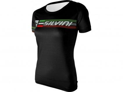 9013 1 silvini damske triko promo wt854 black