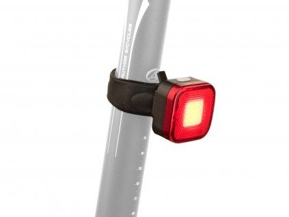 Světlo zadní AUTHOR-Square USB CobLed 40 lm