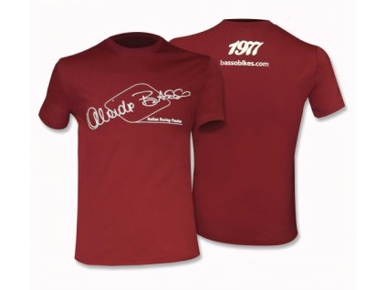 t shirt bordeaux rid 824 View