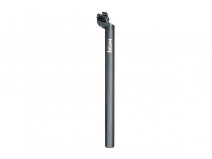 sedlovka MAX1 Al 27,2/400 mm černá