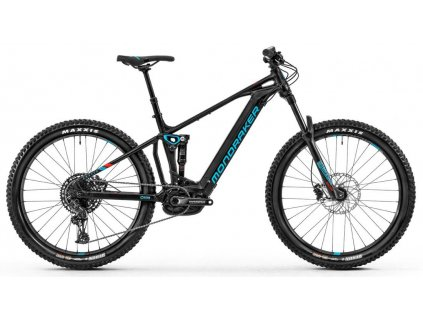 Elektrokolo Mondraker Chaser 29 black/light blue/flame red 2020
