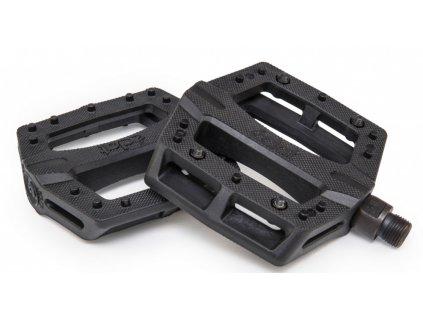 12588 eclat contra pedals black