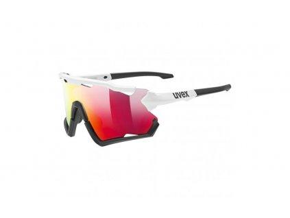 uvex bryle sportstyle 228 white black 8216 v