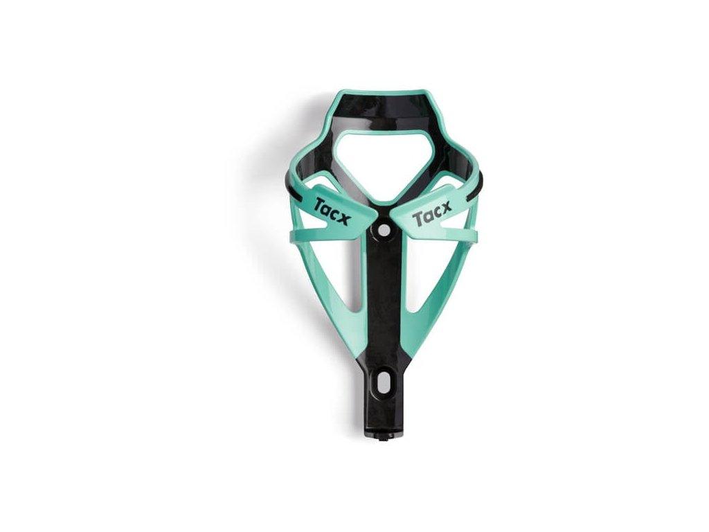 Držáky na lahve Tacx® Deva, zelená Bianchi