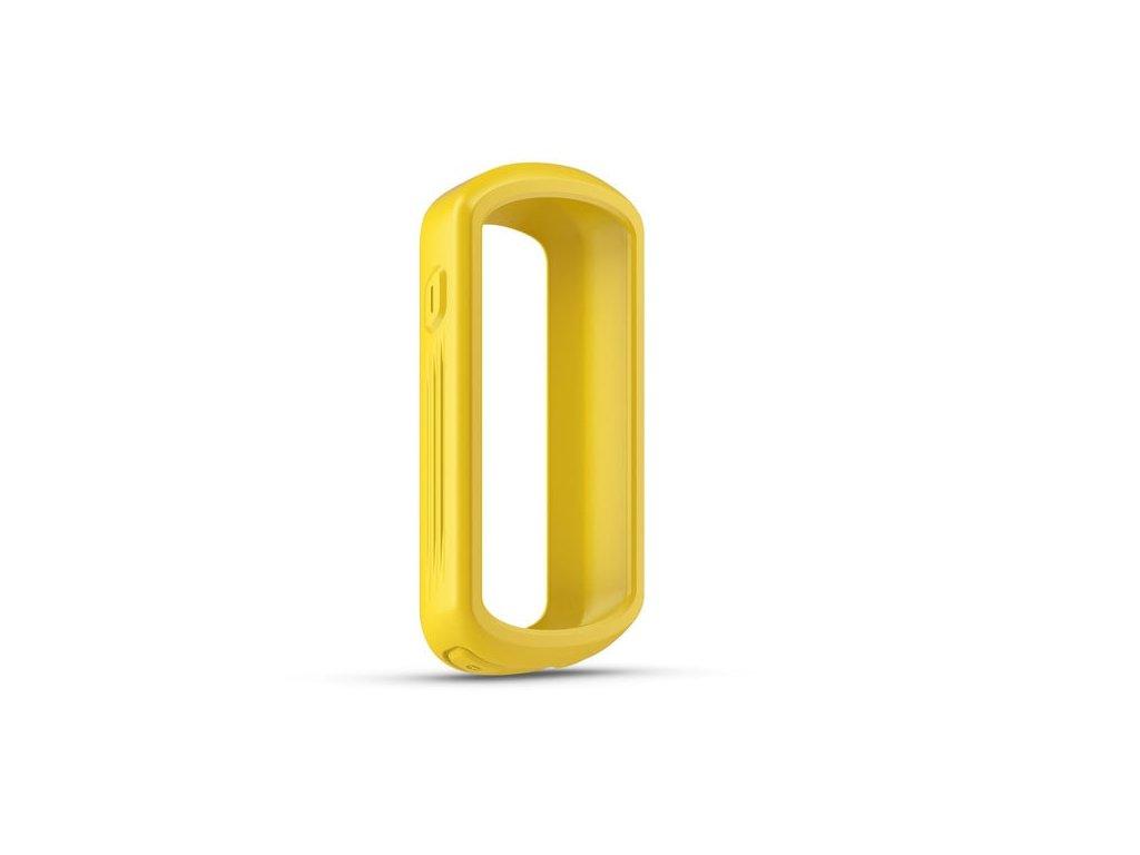 Pouzdro silikonové pro Edge Explore, žluté