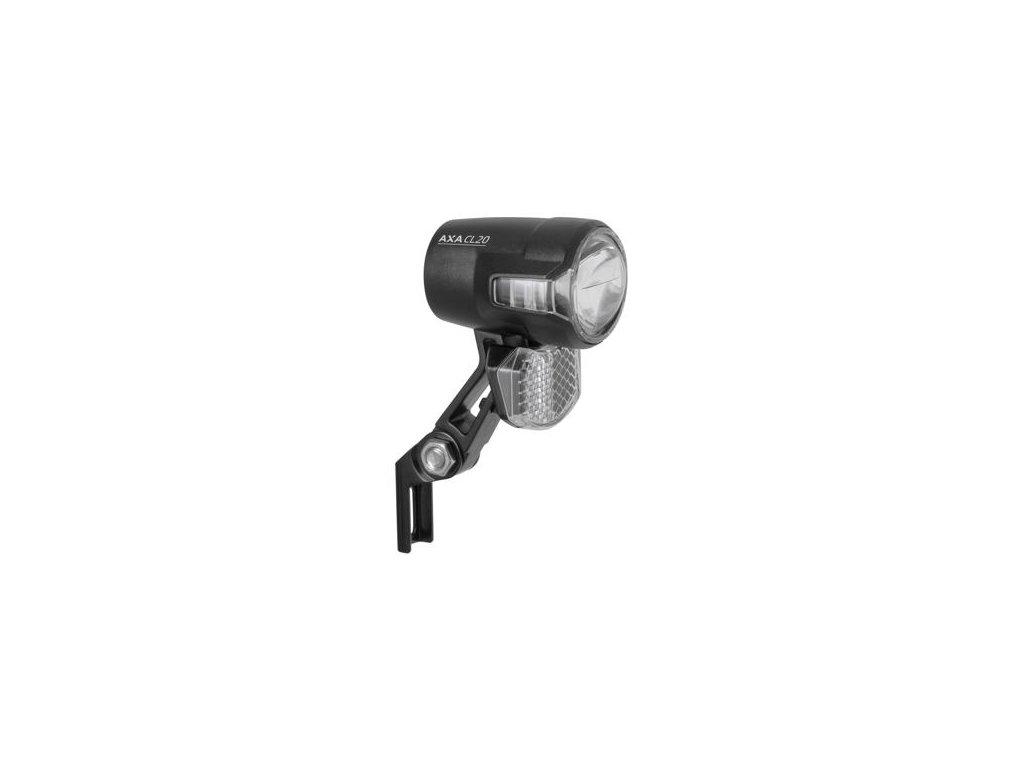 AXA světlo Compactline 20 Switch dynamo