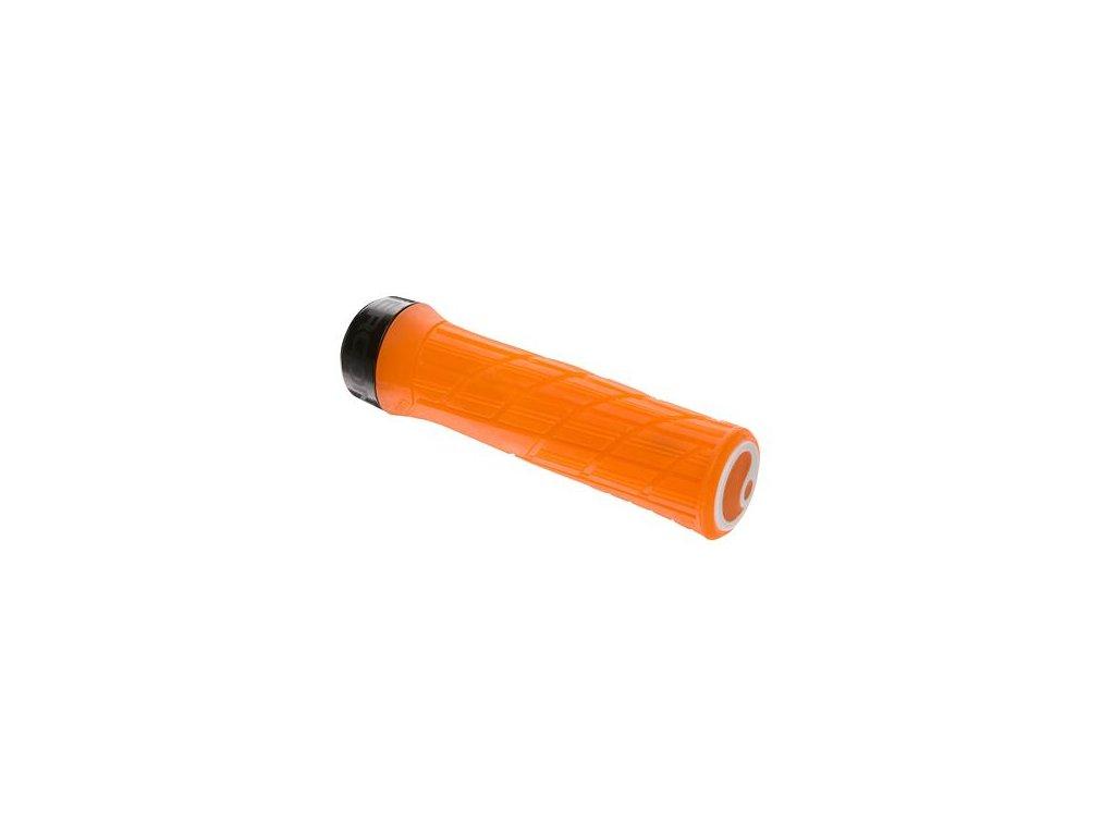 ERGON gripy GE1 Evo Factory Slim Frozen Orange