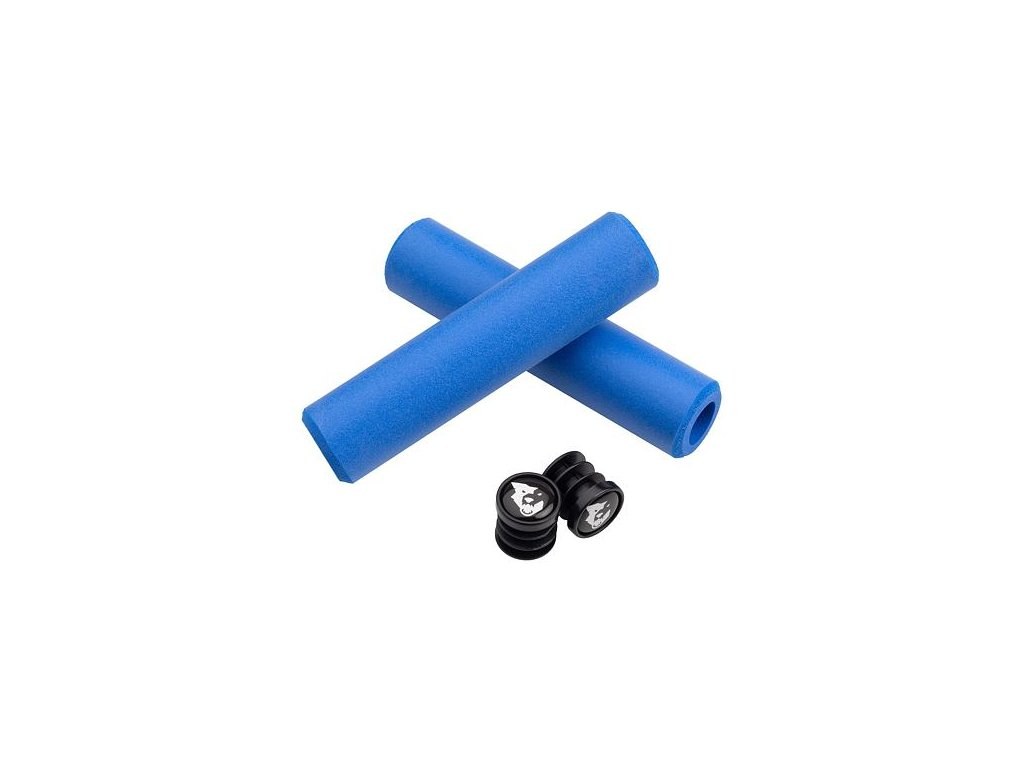 WOLF TOOTH gripy KARV 6.5mm modrá