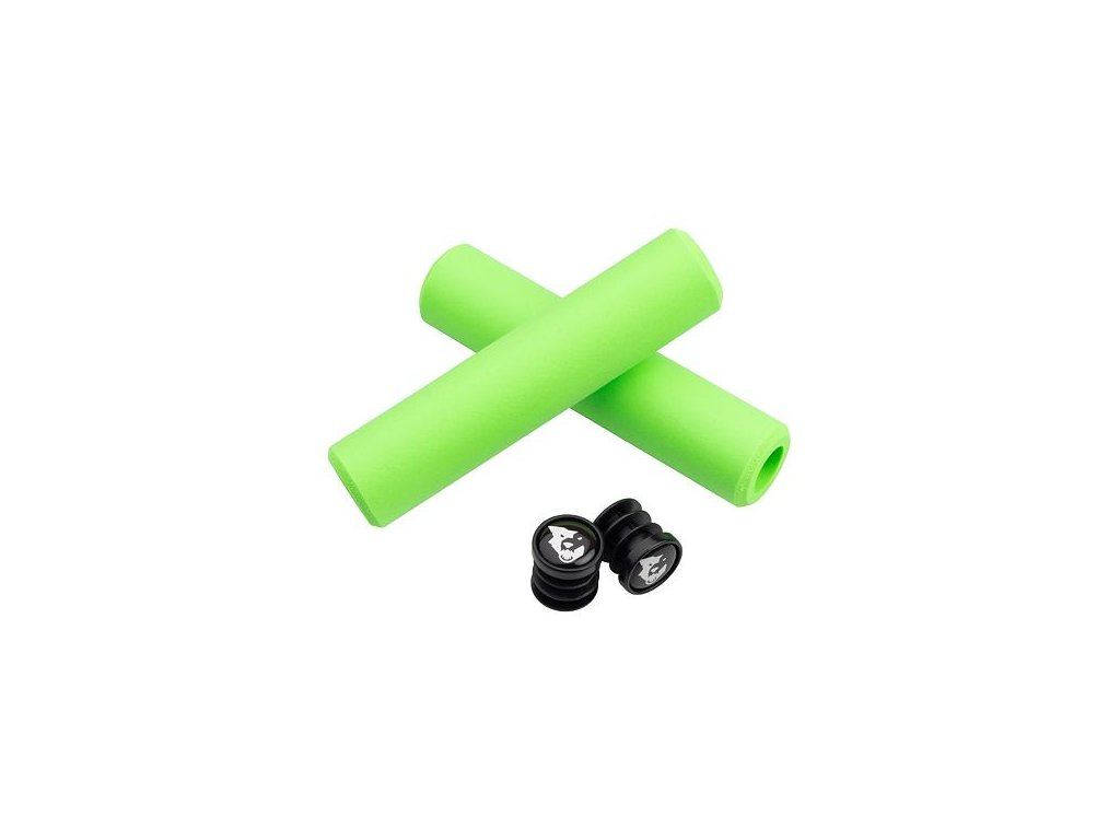 WOLF TOOTH gripy KARV 6.5mm zelená