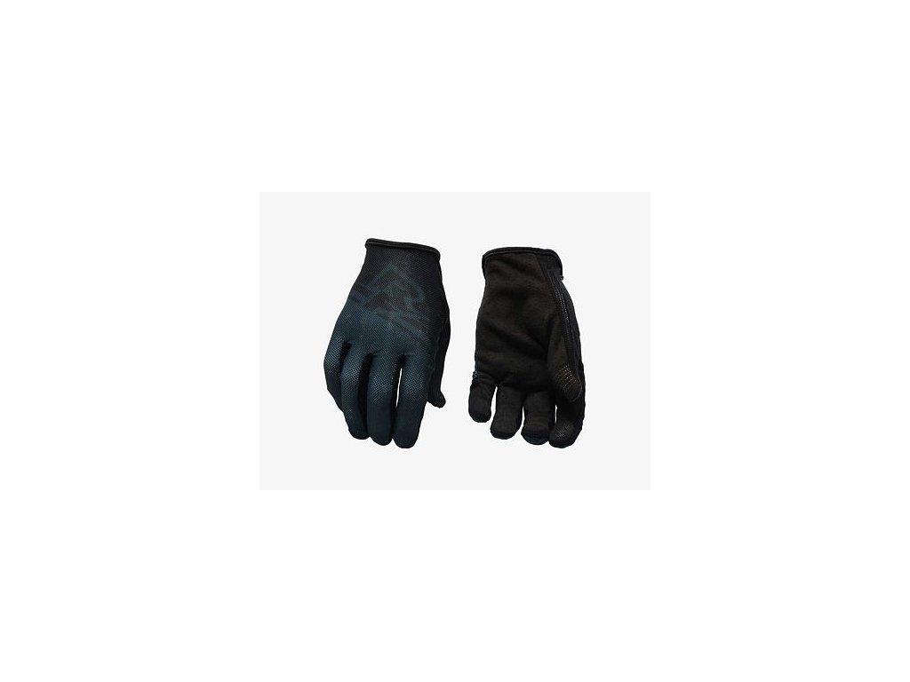 Cyklistické rukavice RACE FACE INDY černá