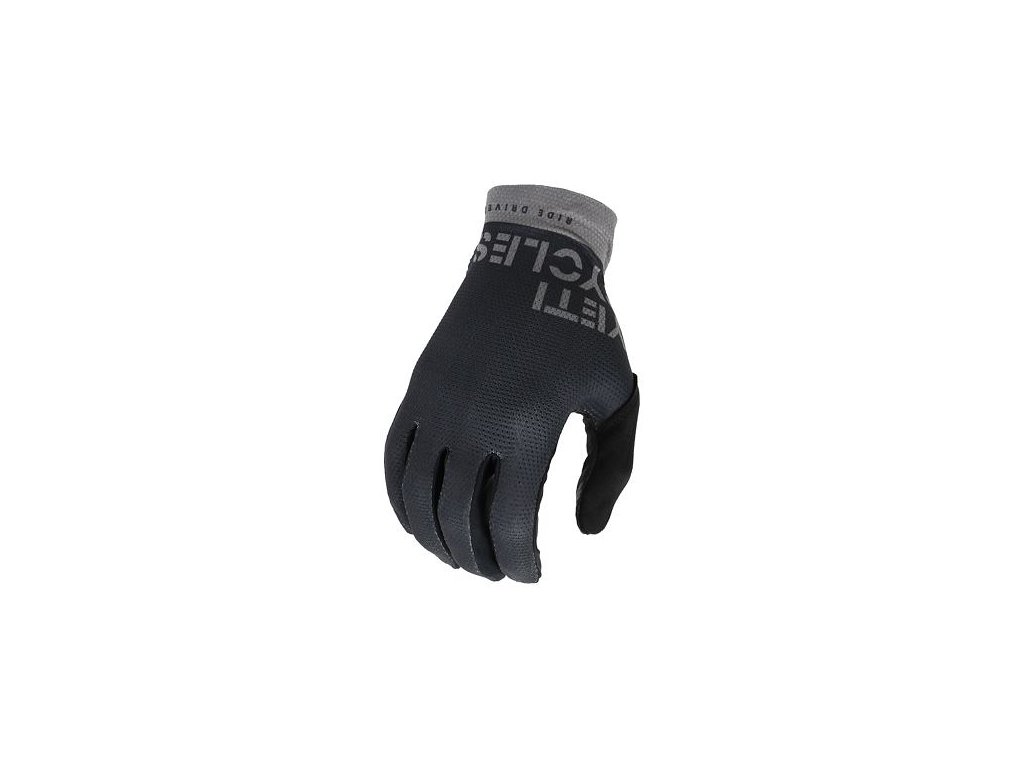 YETI rukavice ENDURO černá