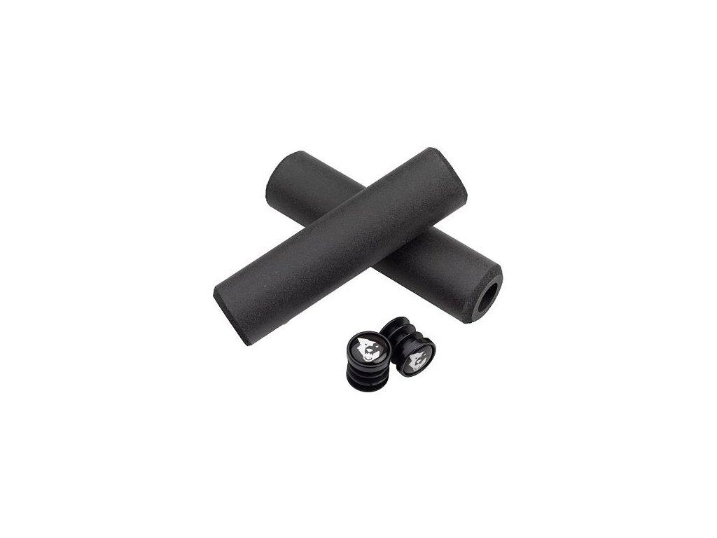 WOLF TOOTH gripy FATPAW 9.5mm černá