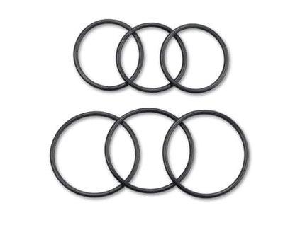 Kroužky k držáku na kolo pro Edge 2x, 130, 200, 5xx,, 8xx, 1xxx