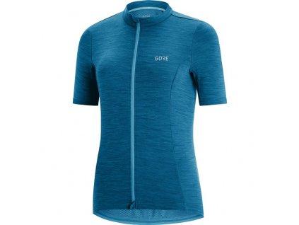 GORE C3 Women Jersey-sphere blue