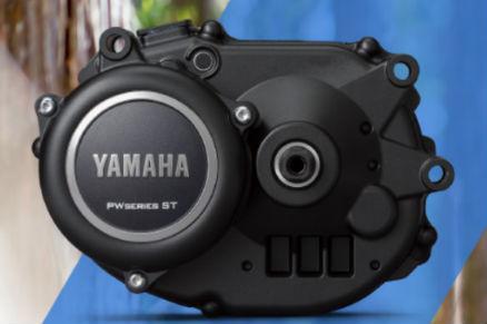 Středový motor Yamaha PW-ST 2020