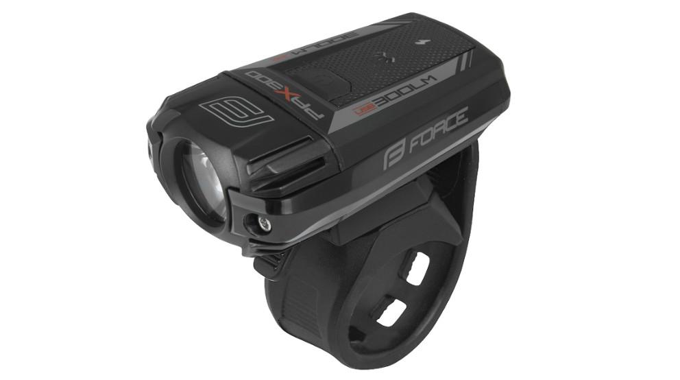 Vylepšení oblíbeného světla FORCE PAX 300 lm