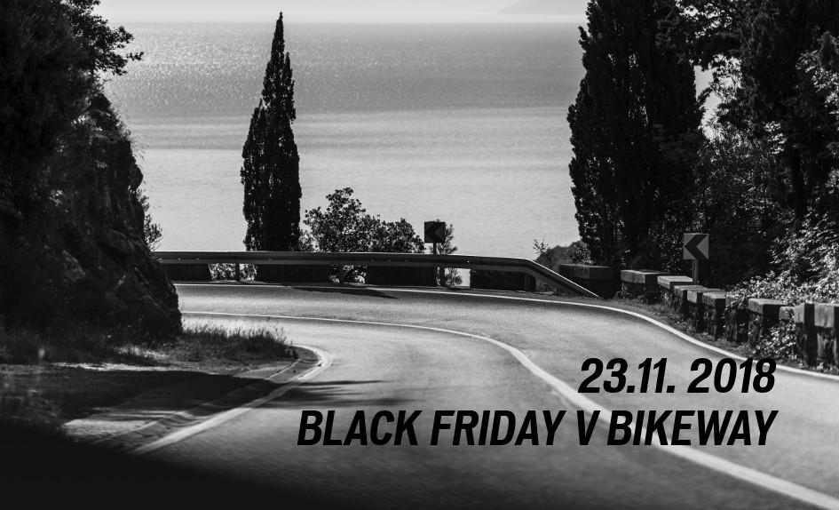 Black Friday 23.11. na naší prodejně!