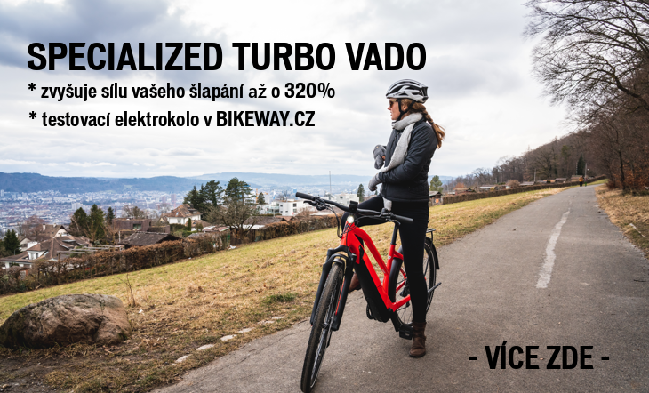 Elektrokola Specialized Turbo Vado