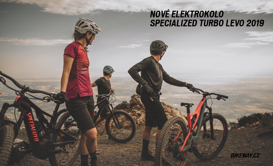 Elektrokolo Specialized Turbo Levo 2019