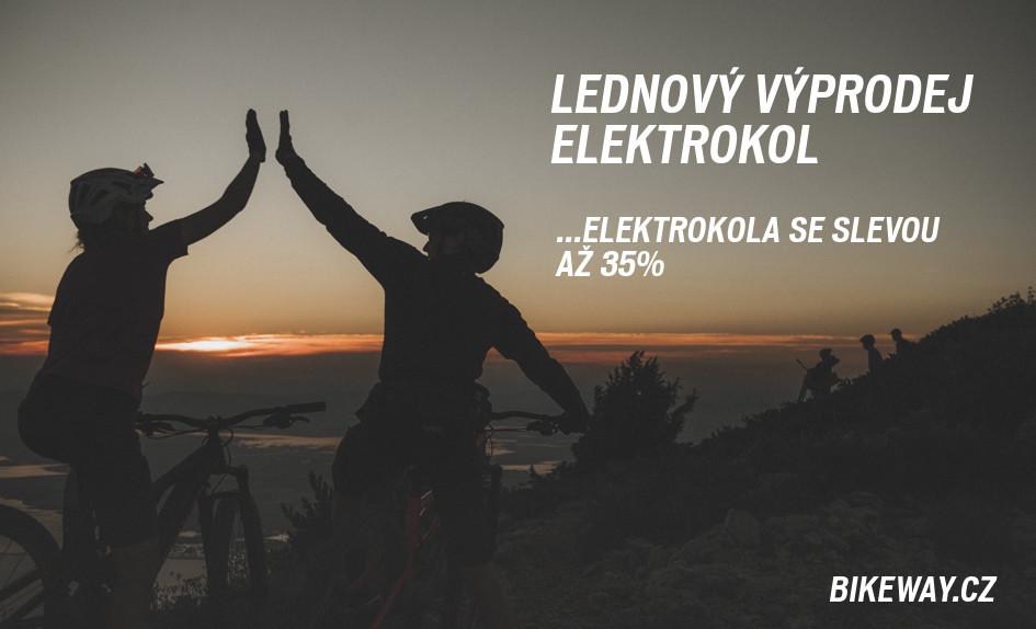 Výprodej elektrokol 2018