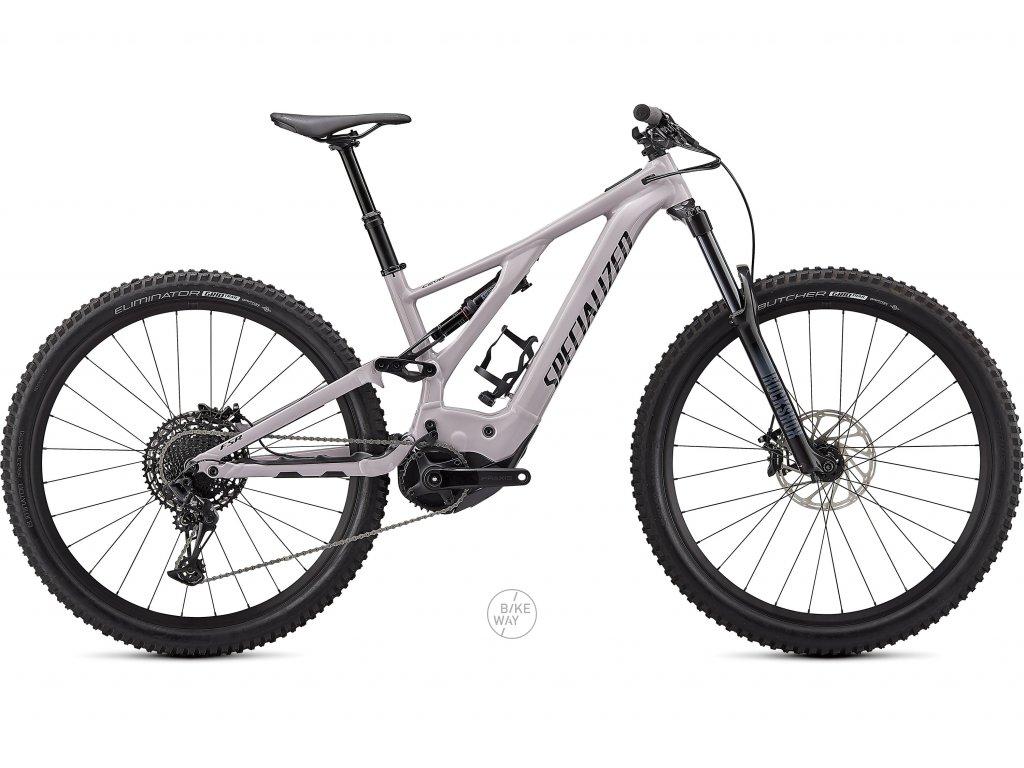 Celoodpružené elektrokolo Specialized Turbo LEVO 29 2021 Clay