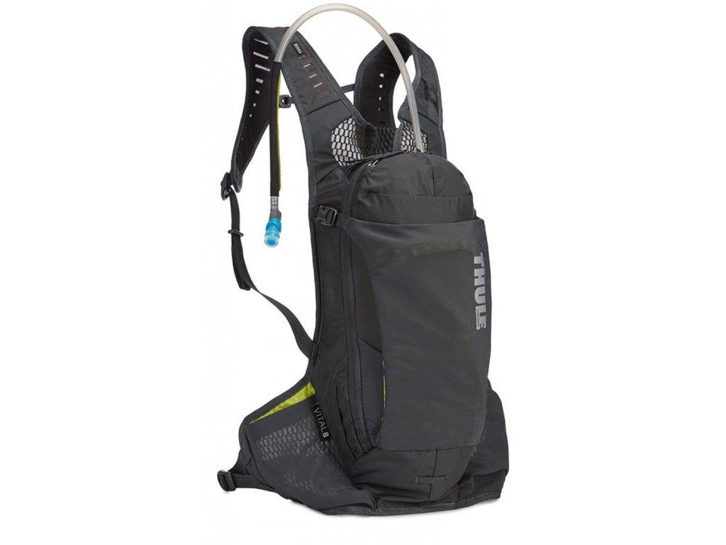 Cyklistický hydratační batoh Thule Vital 8L Obsidian