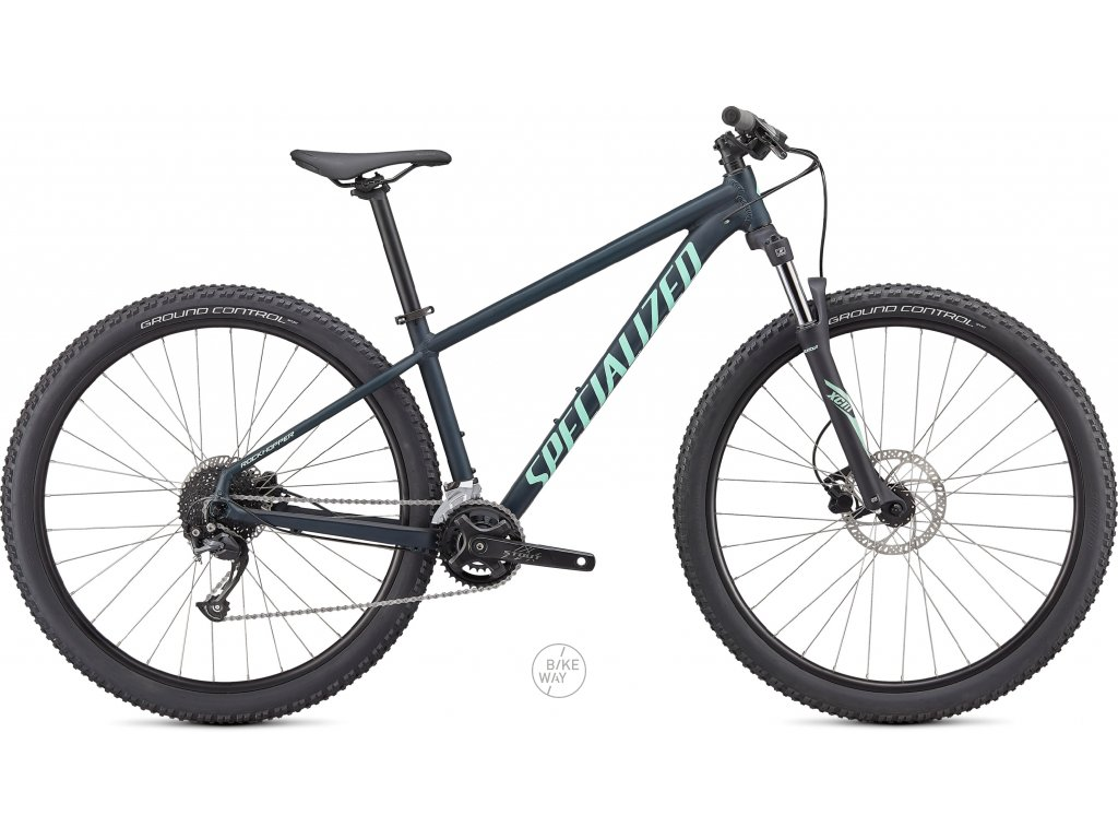 Horské kolo Specialized ROCKHOPPER SPORT 29 2021 forest green oasis
