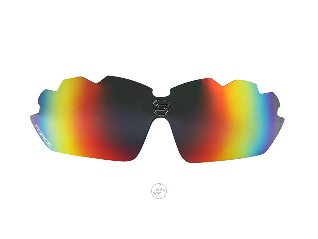 Náhradní sklo pro brýle FORCE RON multilaser