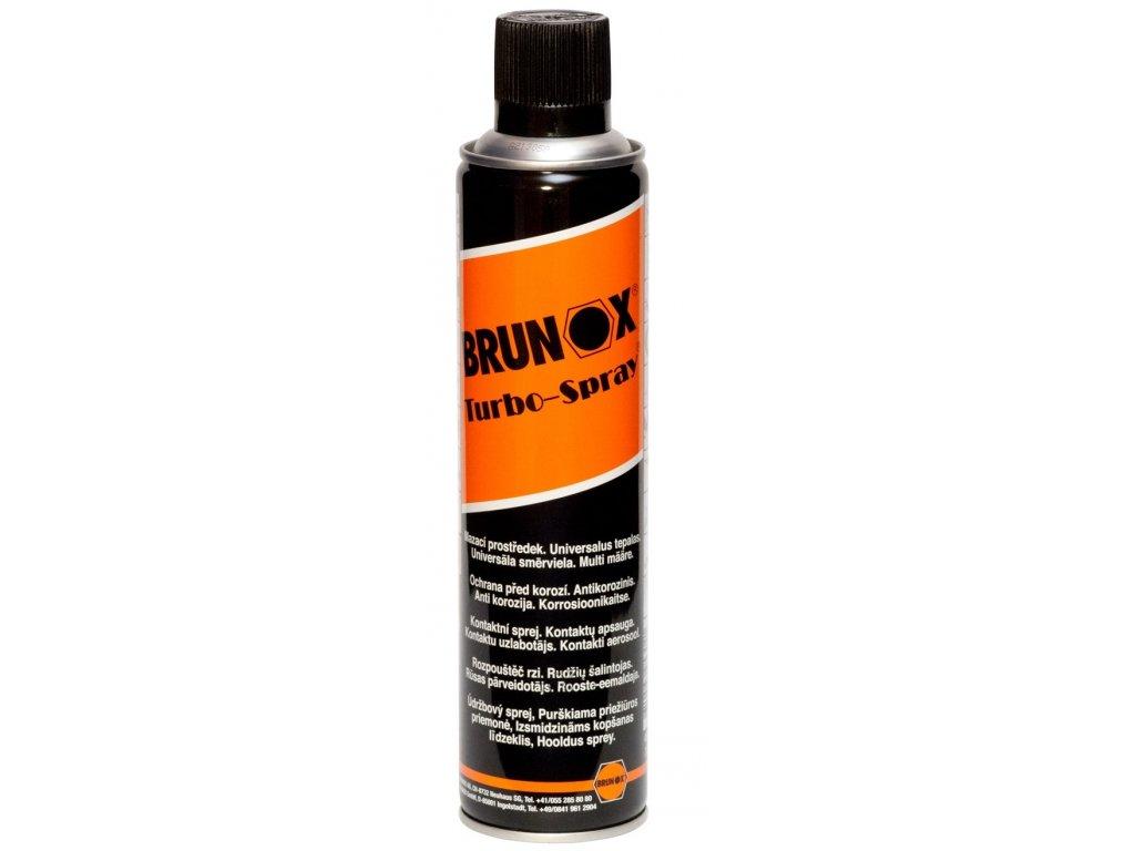 Mazivo sprej na kolo BRUNOX Turbo Spray 500 ml
