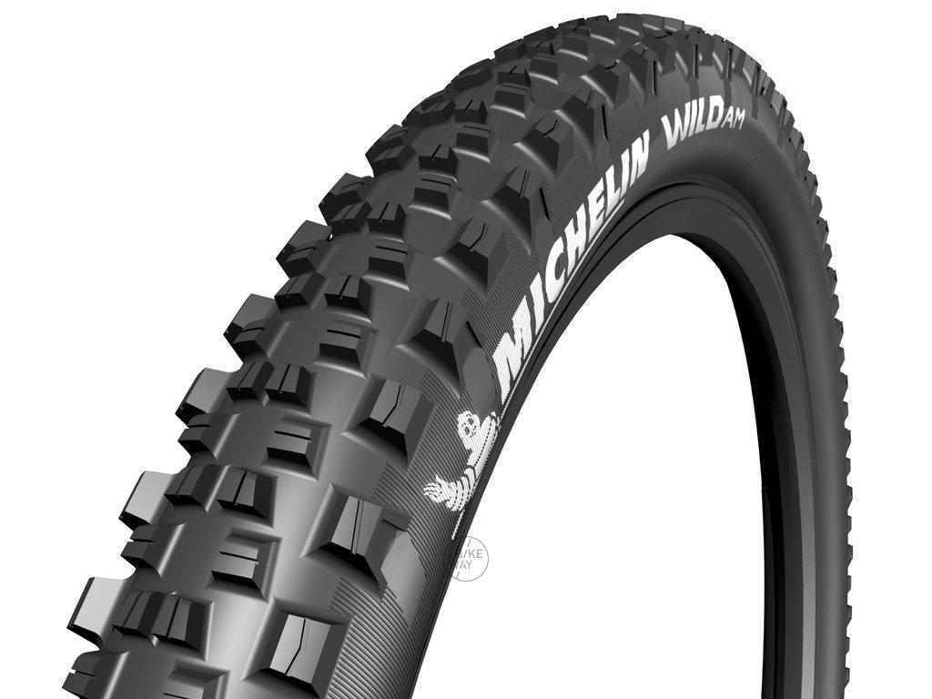 Plášť Michelin Wild AM Competition skl. 27.5 x2.80 71 584 černá TLR GUM X