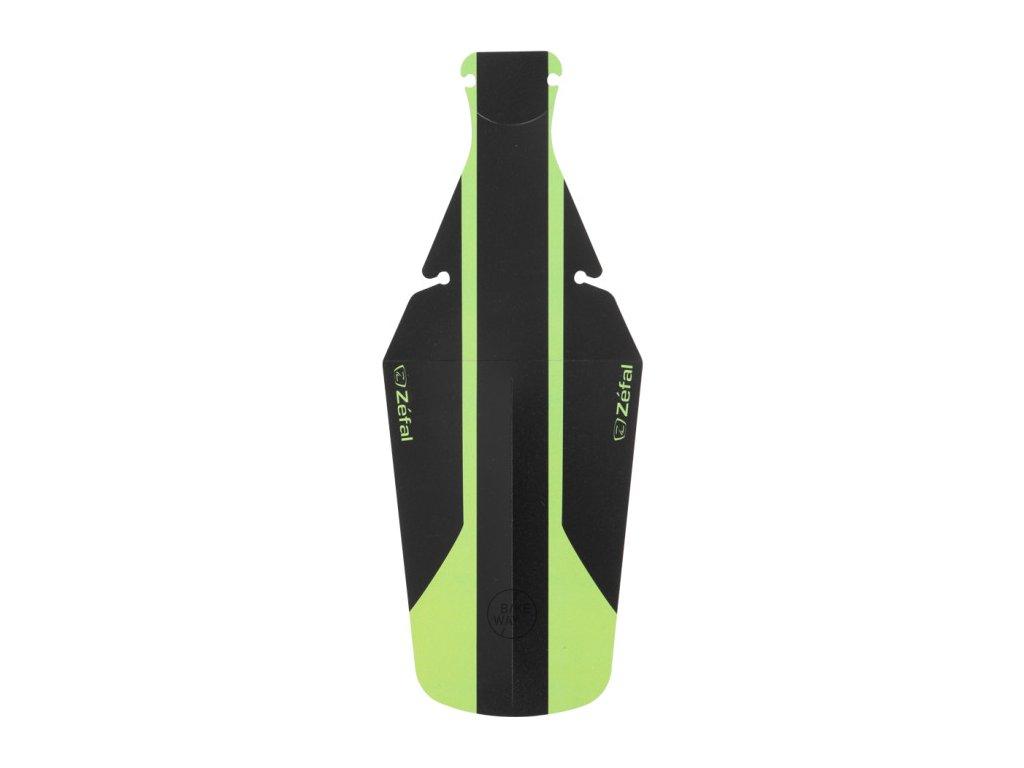 Zadní blatník na kolo Zéfal Shield Lite XL zelená
