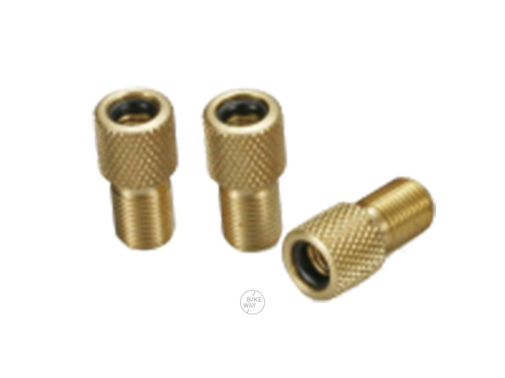 Redukce XLC adaptér ventilku z AV na DV SV 1 ks