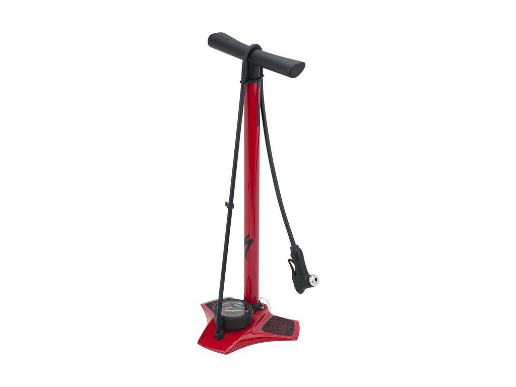 Dílenská pumpa na kolo Specialized AIR TOOL COMP FLR PUMP RED