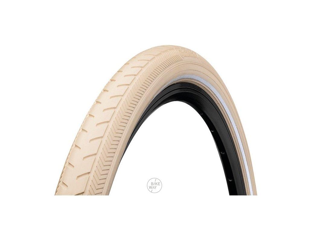 Plášť Continental Ride Classic drátový 28x1 3 8x1 5 8 37 622 krémová Reflex