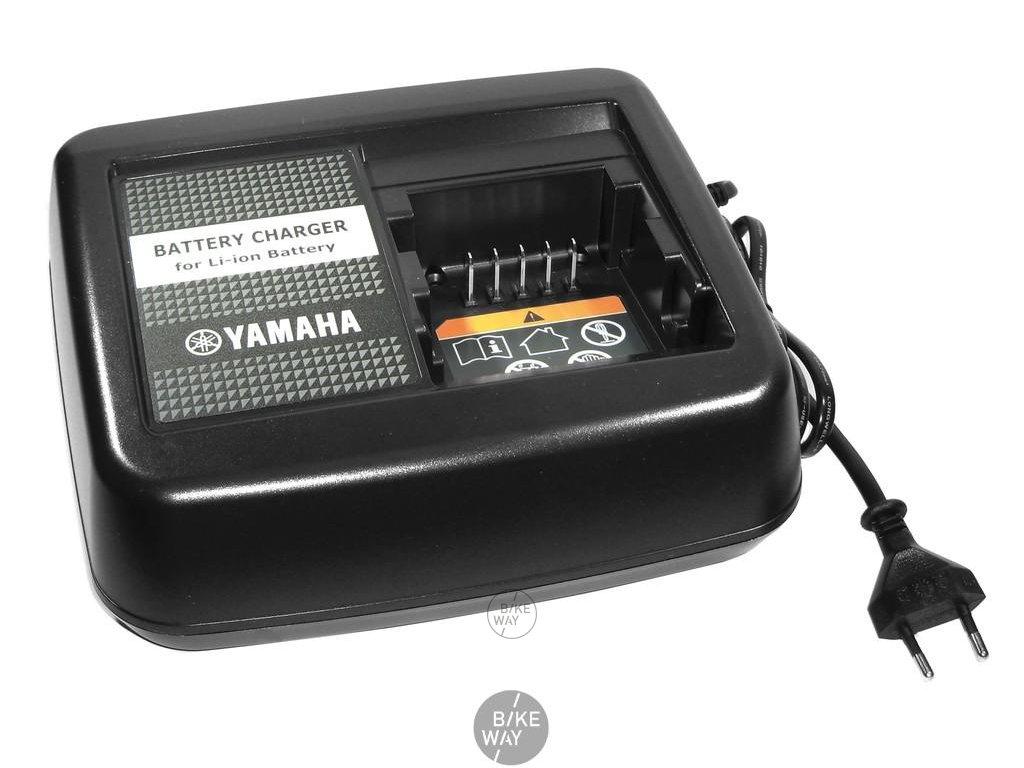 Nabíječka baterie pro elektrokola HAIBIKE SDURO Yamaha 36 V pro model rok 2013+2014