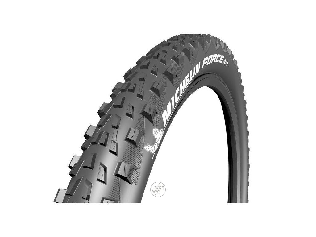 Plášť Michelin Force AM skládací 29 29x2.25 57 622 černá TL Ready