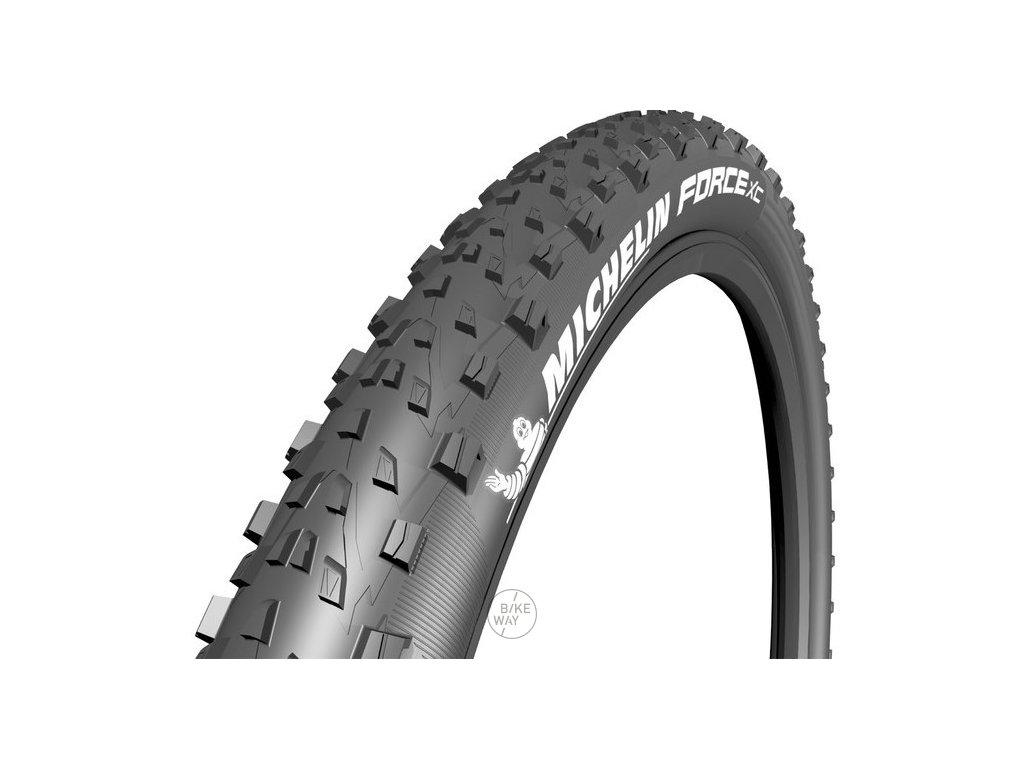 Plášť Michelin Force XC skládací 29 29x2.10 54 622 černá TL Ready